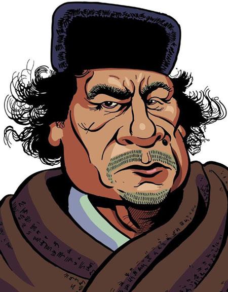 卡扎菲治下利比亚人的福利,中国人看完后哭了
